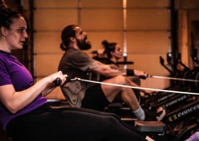 CrossFit Khrusos - Rows