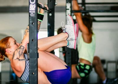 CrossFit Khrusos - Toes To Bar