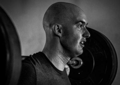 CrossFit Khrusos - Back Squat
