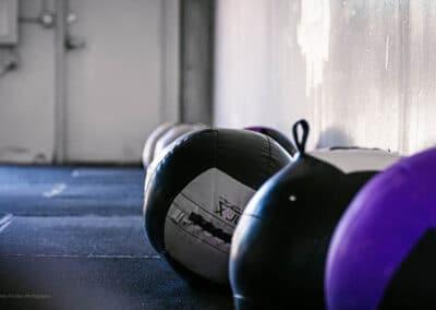CrossFit Khrusos - Wall Balls