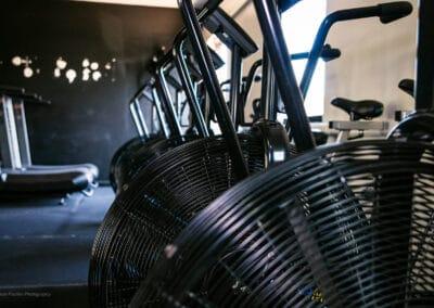 CrossFit Khrusos - Assault Bikes