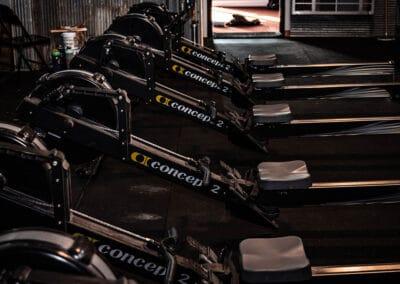 CrossFit Khrusos - Rowers